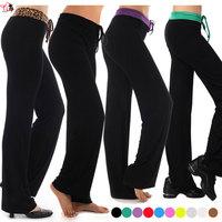 Spring 2014 new fitness Slimming yoga pants for women hot sport running clothing women's cardio slim training sports sportswear