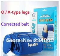 Free Shipping New Fashion O form X form Legs correction belt, correction Band bowleg correction belt no box