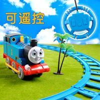 Electric remote control toy puzzle thomas remote control train 16 music