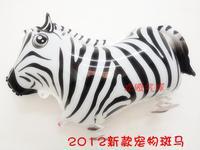 Free shipping 20pcs/lot ,walking pet balloon,walking balloon animals,