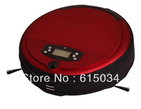 Free Shipping Voice Function Wet and Dry Moping Auto Vacuum Cleaner Robot