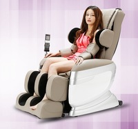 High quality+Free shipping for Multifunctional electric massage chair luxury household airbag massage chair can go up and down