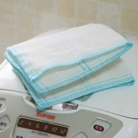 C111 natural cotton yarn solventborne oil wash towel encryption super soft wash cloth