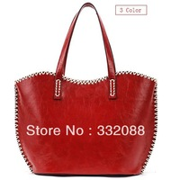 2013 New Arrived Autumn And Winter Knitted Fashion Casual Women handbag Vintage Shoulder Bags