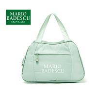 Free shipping, new design women cotton handbags wahterproof ice bag,light gree material picnic bag #7956