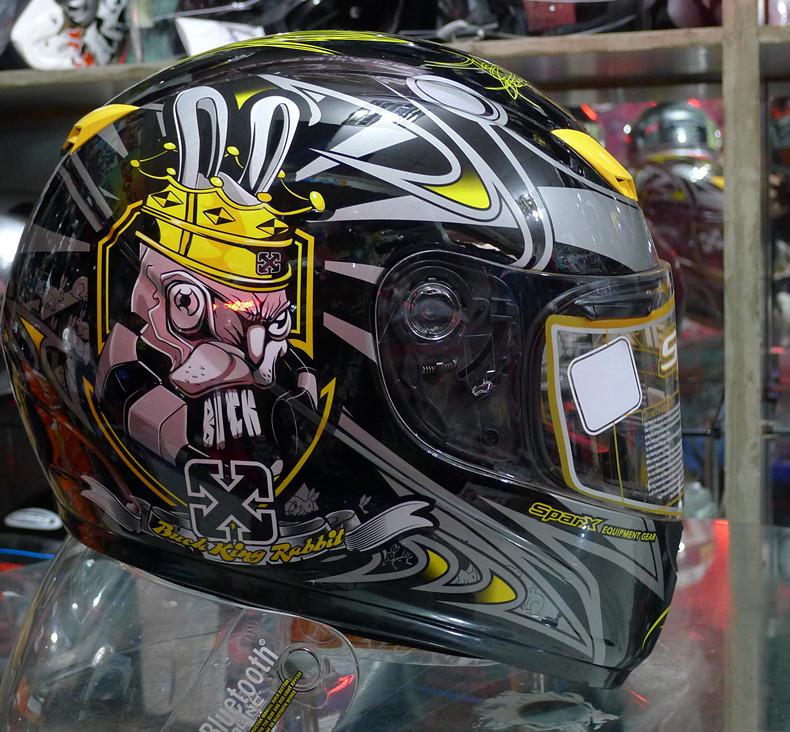 Sparx helmets helmet motorcycle safety helmet s-07(China (Mainland))