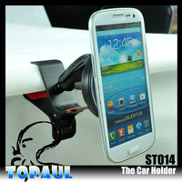 50pcs/lot Free EMS Shipping New Hot Selling!! Universal Mobile Phone Stand, Car Stand Holder For Cell Phone (ST014)