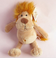 2013  new children toys Soft lionet plush Toy for kids 10 pcs wholesale