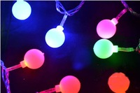 10pcs/lot Free shipping LED decorative light chandelier string of Christmas lights Christmas decoration lights HO096