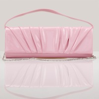 F25t brief fashion evening bag banquet bag japanned leather bags women's bag evening bag  2013 new