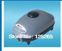 Resun  5W 270L/hr  2 Outlets Adjustable Silent Aquarium Air Pump