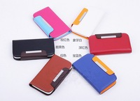 """Free Shipping Feiteng S9 Samrt Phone Leather Case Cover 4"""" Screen M2 phone Case in Stock"""