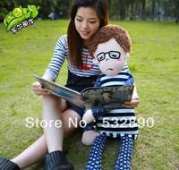 35cm Boyfriend pillow stuffed toys legal copy  Wedding birthday gift 2013 pp Cotton wedding gifts PlushToy