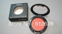 Beautiful color makeup blush 6g powder blusher 18pcs/lot ! free shipping !