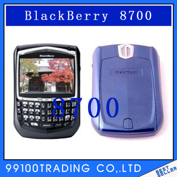 Unlocked Original Blackberry 8700, PDA Software Unlocked Curve 8700, Original 8700 Cell Phone,Curve WI-FI phone Free shipping