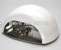 2013 hot sale led curing lamp UV led nail lamp for LED and UV Gel with Free Shipping