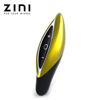 Zini - 10 pulsatory variable frequency female masturbation massage stick