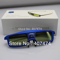 Wholesale New  rechargeable dlp link appications full hd 3d active shutter glasses  3d ready dlp tvs