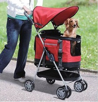 Petsinn multifunctional pet stroller 1208 pet dog stroller trolley