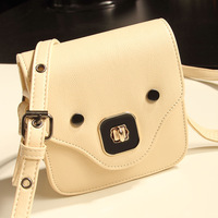 2013 candy color mini fashion small bag women's messenger bag female bags
