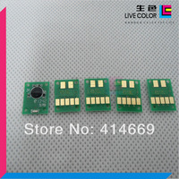 Чип картриджа LIVE COLOR 50 set KKCMYG 300 pcs permanent chips for Canon PGI 550 BK CLI 551 KCMYG for Canon PIXMA MG6350