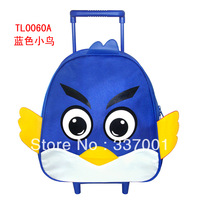 children cartoon animals baby nursery pupil trolley bags / box bag M