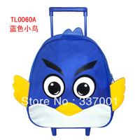 children cartoon animals baby nursery pupil trolley bags / box bag M