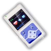 CE FDA Certified 12 Channels Contec TLC5000 Hand-held ECG/EKG Holter Monitoring Recorder System