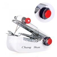 5Pcs/lot Portable Mini Handheld Clothes Fabrics Sewing Machine