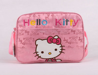 07-012 2013 new hello kitty style kids backpack school bags for girls New Arrival Hello Kitty Bag /Shopping Bag/Hand Bag