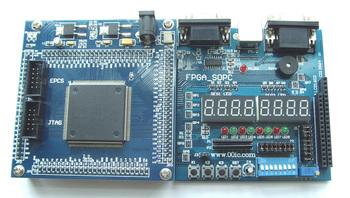 Ep2c20q240c8n fpga development board core board