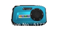 New arrival free shipping 12 million pixel camera waterproof color camera waterproof camera recommended under deep water