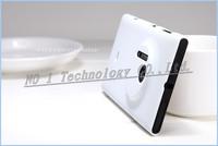 Free Ship Original Nillkin Hard Back Cover For Nokia Lumia 1020 With Screen Protector