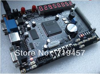 FREE SHIPPING Xilinx fpga development board xc3s500e spartan-3 e screen
