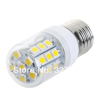 E14 E27 G9 5W 30 5050 SMD LED Light Bulb White / Warm White 220V 360Lm Corn Light spotlight LED Lamp bulbs With Cover