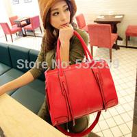 NB056 - 2014 Motorcycle Bag Tassel Bag Handbag Work Vintage One Shoulder Cross-Body Women's Handbag Shoulder Bag