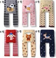 Children's pants child pp pants big PP pants , legging , cartoon pp pants