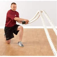"battle ropes rope , training belt ,- 1.5""x50' free shipping"