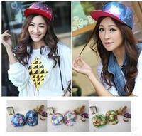 2013 NEW 6 Style Korean Basketball Caps Galaxy Snapbacks cap,Snapback hats,men & women's most popular Sport Snap backs hat
