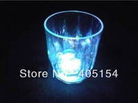 96pcs/lot LED cup flashing shot glasses led shot cup for Christmas