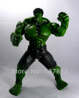2013 New Arrival  The Avengers The Hulk Action Figures 30CM PVC Collection Dolls Figure Free Shipping