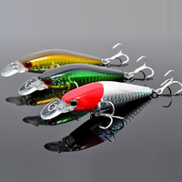 89mm10 to be bait lure minnow lure fishing lure weest alice white mouth