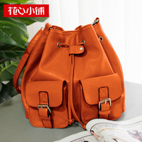 - 2013 spring all-match women's handbag fashion vintage bucket bag messenger bag - y011