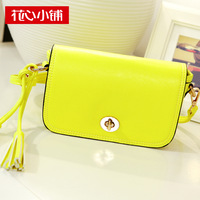 - 2013 women's small bag tassel one shoulder cross-body women's handbag bag - 10409