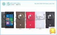 HK Post Freeship!For Lumia 1020 Back Cover!Nillkin Super Shell Case for Nokia Lumia 1020 Screen Protector+Retail Box