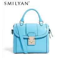 Smilyan women messenger bags pu leather bucket bolsas femininas desigual bag famous brand handbag designer handbags high quality