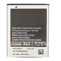 10pcs Free Shipping 2100mAh Li-ion Battery For AT&T Samsung Galaxy S3 SIII SGH-i747