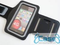 Double Size Sports Running Armband Case for iPhone 4/4S Factory Price Free DHL Shipping 100pcs/lot