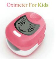 Pediatric oximeter CMS 50QA,  Child Fingertip Finger Pulse Oximeter Blood Oxygen SpO2 Monitor for Kids