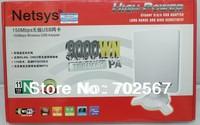 Free fedex shipping Adaptador High power NETSYS 9000WN 150Mbps 802.11b/g/n USB WLAN WiFi Wireless Network Adapter